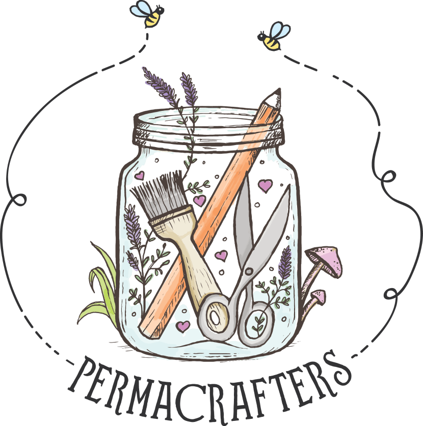 Logo permacrafters