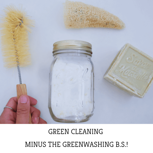 Learn about Conscious Cleaning 101: an online green cleaning class minus the greenwashing. Lifetime access to tutorial videos and 200 page workbook.